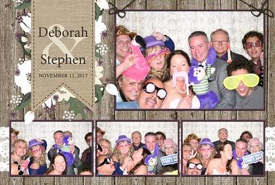 Deborah & Stephen 11.11.17 @ The Chicory