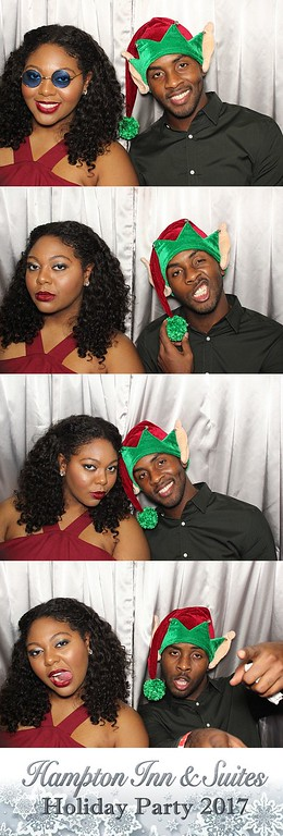 Hampton Inn & Suites Holiday Party 12.18.17