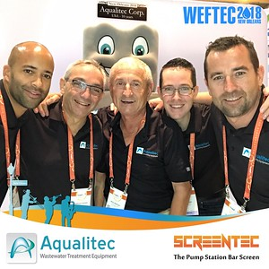 Aqualitec - WEFTEC 2018 @ New Orleans Convention Center