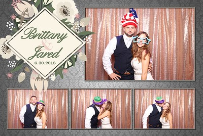 Brittany & Jared 6.30.18 @ The Cannery