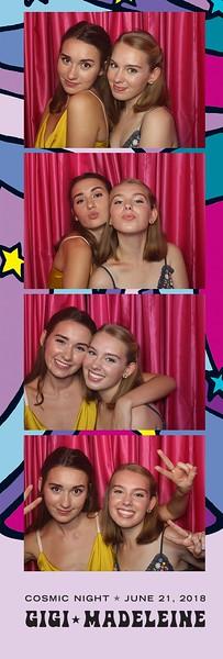 Gigi & Madeleine Cosmic Night Party 6.21.18 @ Audubon Clubhouse