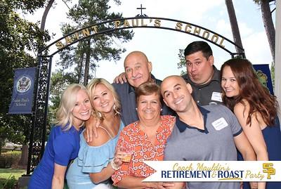 Rick Mauldin's Retirement Party @ St. Pauls High School