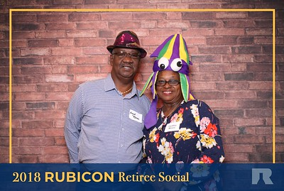 Rubicon Retiree Social 9.28.18 @ Parc 73