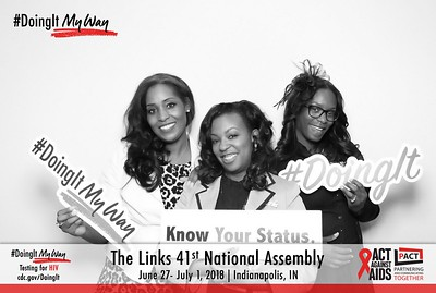 The Links 41st National Assembly 2018