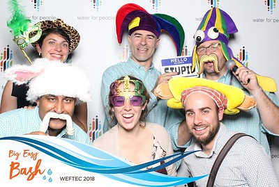 Water for People - WEFTEC 2018 @ The  Howlin'  Wolf
