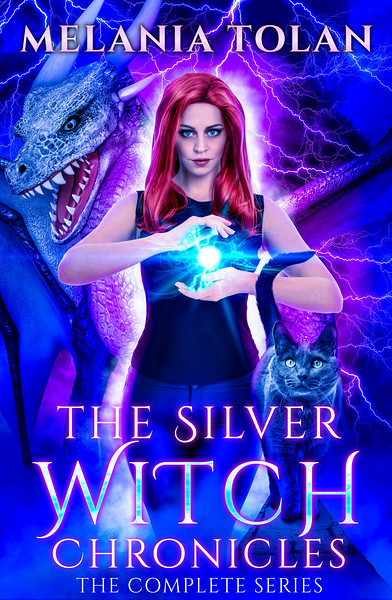 Silver Witch Boxset wTitles
