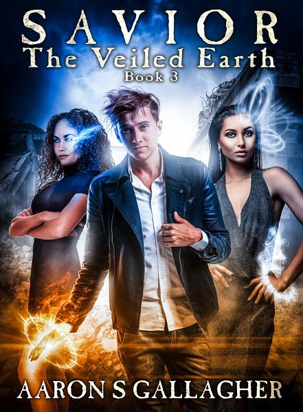 Veiled Earth Book 3