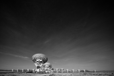 The Karl G. Jansky Very Large Array (VLA) Plains of San Agustin, New Mexico