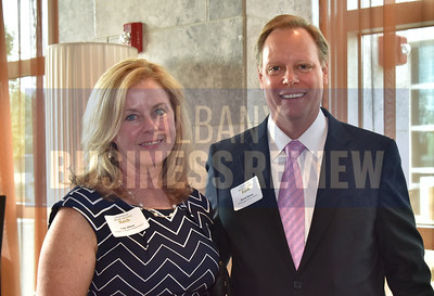 Pam Allers from Jaeger & Flynn and David Horan from JPMorgan Chase Bank