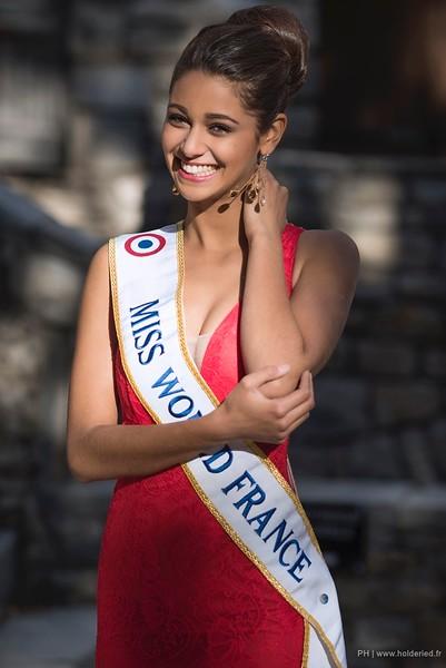Aurore Kichenin miss world france