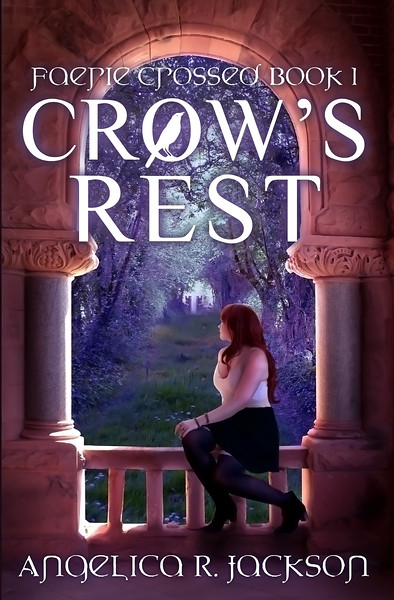 Crow's Rest front cover/ebook cover
