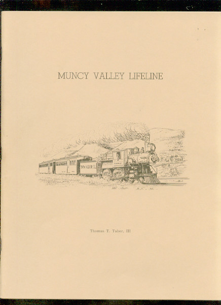 MUNCY VALLEY LIFELINE PA WILLIAMSPORT&NORTH BRANCH<br /> 320380707_aPRkF