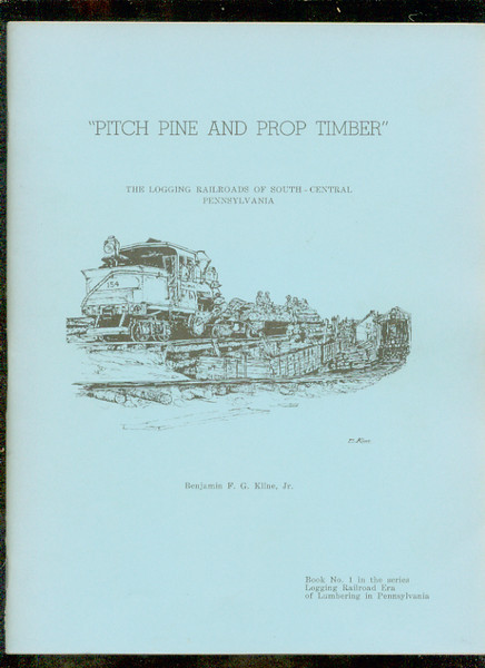 PITCH PINE and PROP TIMBER PA Logging #1<br /> 320381328_VoDZe