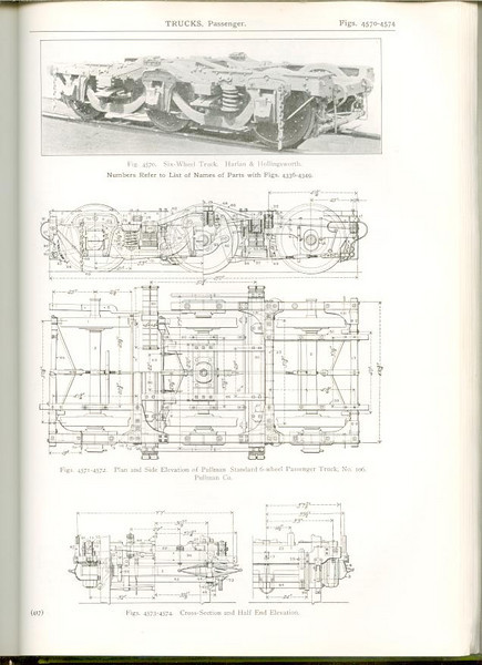 CAR BUILDERS' DICTIONARY 1906 reprint<br /> 273520117_SSK8w