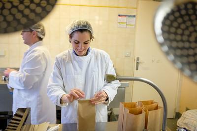 La Fabrique du Granolier. Granola et barres de céréales bio fabriquées à Paris