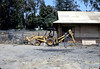Trenching for loading dock footings, 7/1982. acc2005.001.0266