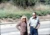 Phyllis Olsen and Gene Allen, 3/1982. acc2005.001.0189