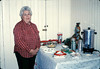 Museum Christmas Party (Theresa Caccese), 12/1989. acc2005.001.1237