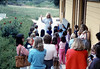 La Patera Elementary School guided tour led by Phyllis Olsen, 5/1988. acc2005.001.0943