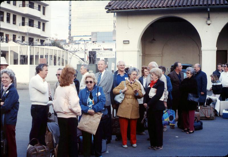 Sweetheart Special San Diego rail trip, 2/1989. acc2005.001.1047