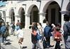 La Patera Elementary School rail trip, 5/6/1988. acc2005.001.0952