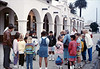 Museum leads Vieja Valley Elementary School rail trip to Glendale, 4/1989. acc2005.001.1061