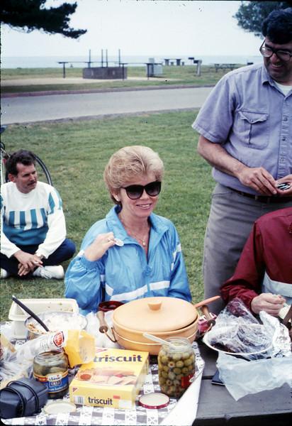 Asphalt Regatta spring fundraiser (Edee Brown), 4/1989. acc2005.001.1093