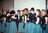 Annual Dinner at Holiday Inn (Dos Pueblos H.S. Madrigal singers), 5/11/1989 acc2005.001.1165