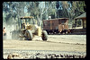 Banner Construction grades for miniature-train shed, 5/1990. acc2005.001.1337