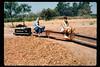 Diesel locomotive #1316 (Mike Williams and Steve Kramer), 1990. acc2005.001.1433