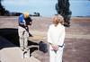 Dave Hieter photographs Phyllis Olsen, 1989. acc2005.001.1193