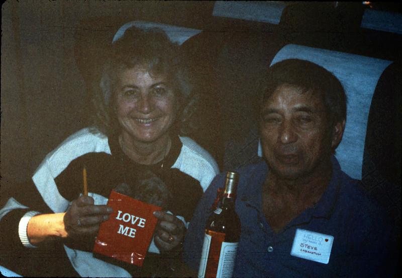 Sweetheart Special San Diego rail trip (Carla Cabanatuan), 2/1989. acc2005.001.1051