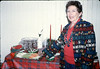 Museum Christmas Party (Hilda Volkman), 12/1989. acc2005.001.1236