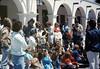 La Patera Elementary School rail trip, 5/6/1988. acc2005.001.0950