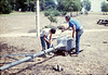 Eagle Scout project - wig-wag signal installation, Spring 1989. acc2005.001.1120