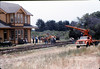 Laying of the standard-gauge track, 5/11/1985 acc2005.001.0518