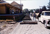 Laying of the standard-gauge track, 5/11/1985 acc2005.001.0515