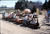 Santa Barbara Railroad Centennial (Steve Kramer, engineer), 8/1987 acc2005.001.0856