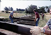 Laying of the standard-gauge track, 5/11/1985 acc2005.001.0525C