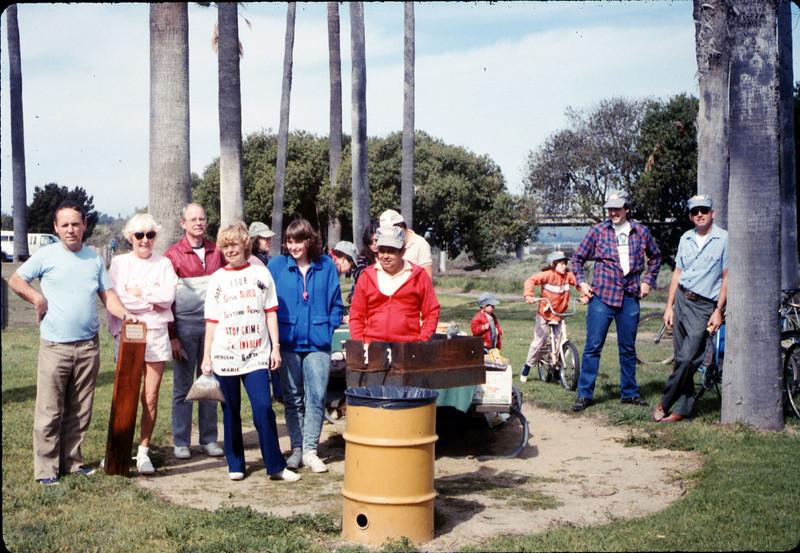Asphalt Regatta spring fundraiser, 3/14/1987. acc2005.001.0718