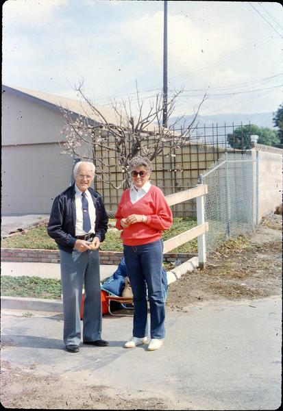 1987 Asphalt Regatta spring fundraiser - George Adams and Anna Dato. acc2005.001.0775