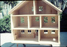 Doll house was donated by Albert Schneeclaus for a museum fundraiser, 1987 acc2005.001.0741