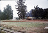 Banner Construction grades right-of-way for miniature-train track, 10/1986. acc2005.001.0644