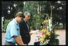 Memorial and tree-dedication honoring late museum benefactor Earl Hill, 8/8/1992. acc2005.001.1661