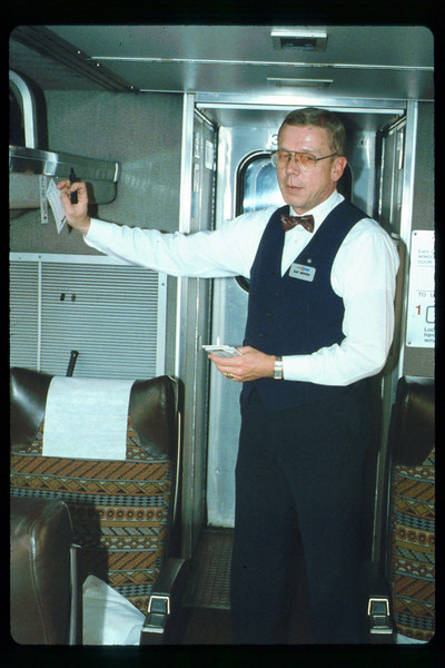 Amtrak trip to Washington, D.C., Fall 1991. acc2005.001.1531