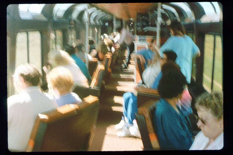 Amtrak trip to Washington, D.C., Fall 1991. acc2005.001.1523