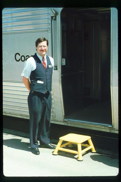 Amtrak trip to Washington, D.C., Fall 1991. acc2005.001.1540