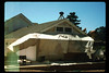 Goleta Depot gets a new coat of paint, 1992. acc2005.001.1646