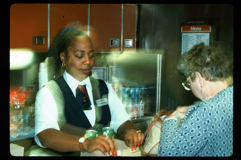 Amtrak trip to Washington, D.C., Fall 1991. acc2005.001.1545