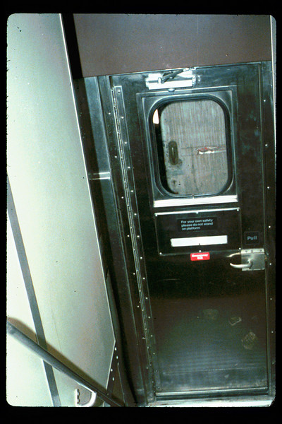 Amtrak trip to Washington, D.C., Fall 1991. acc2005.001.1534